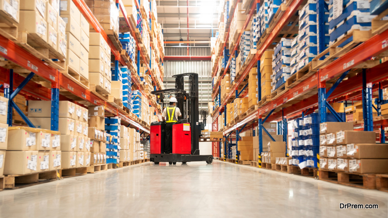 Make Your Warehouse More Efficient in 2020