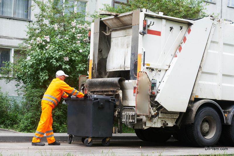Sustainable Waste Management in London