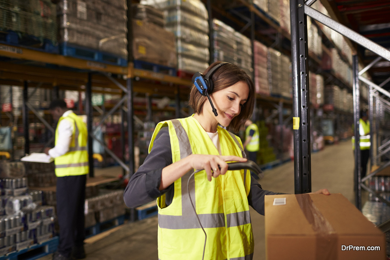 Warehouses are essentially the waiting rooms of the global economy