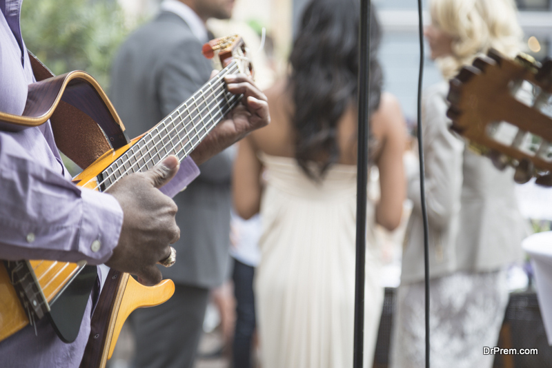 Hire Live Band for Your Wedding