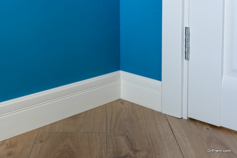 Skirting Board for your apartment