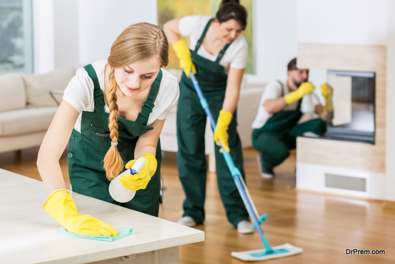 hiring maid services