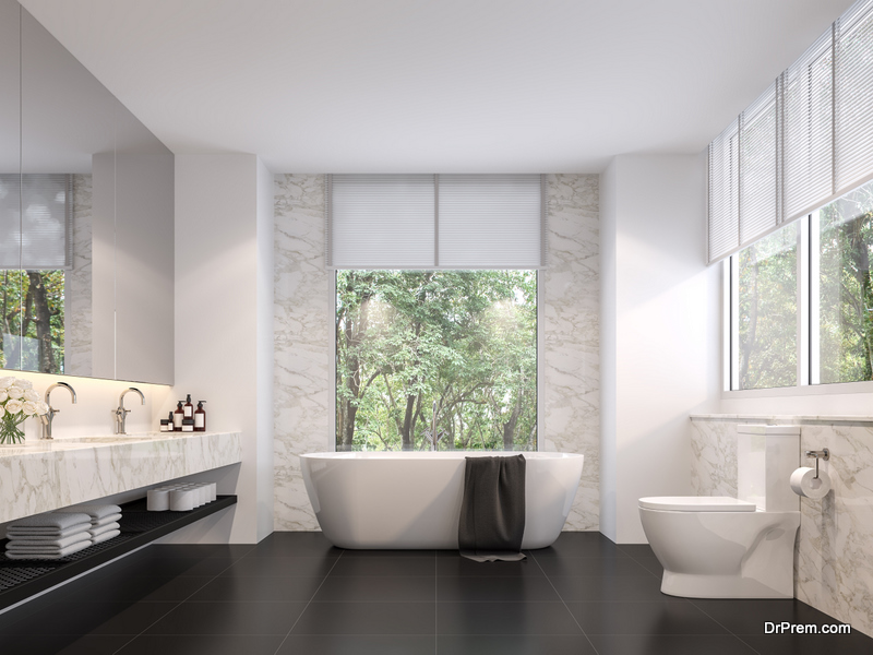 Choose Luxury Bathroom Designs