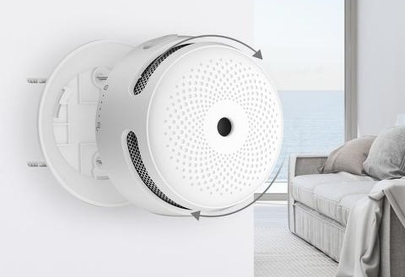 Salient Features of X-Sense XS01-WR Smoke Alarm