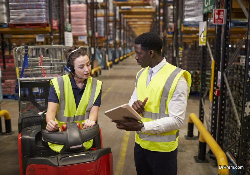 Maintain Product Quality in A Warehouse Environment