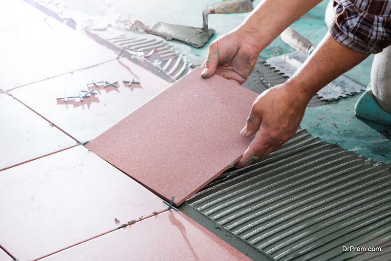 Plan and Lay Out Your Tiles