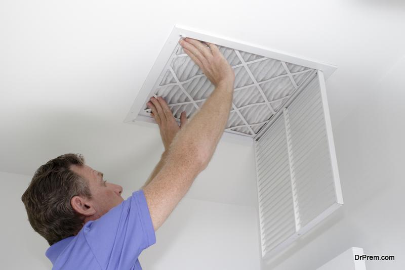 Replacing Air Filters