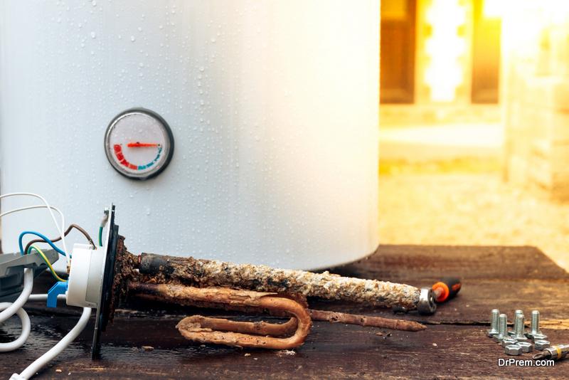 Troubleshoot Broken Water Heater