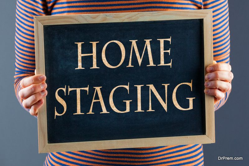 Staging a Home