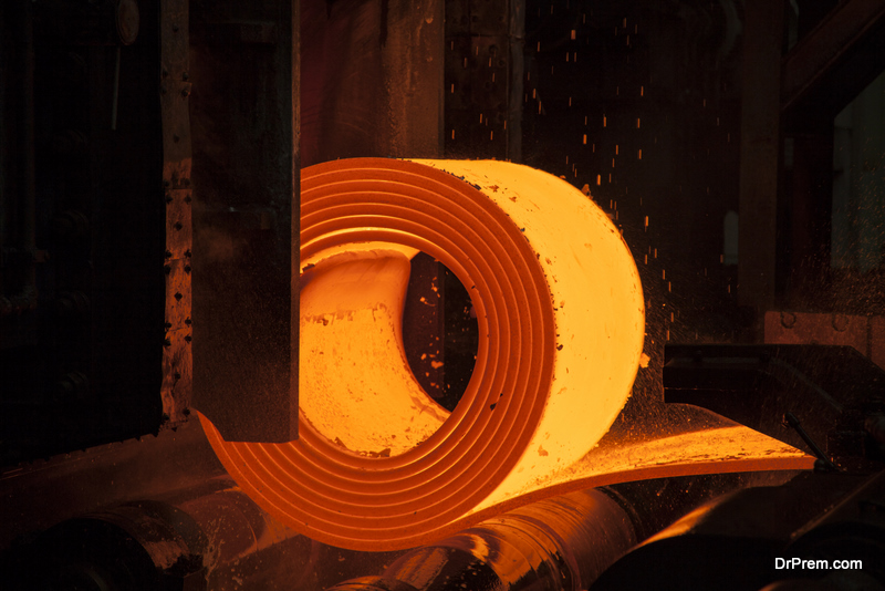 Steel Forging Advantages