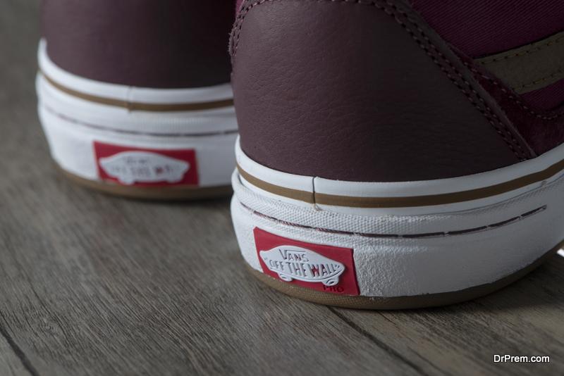 classic Vans sneakers