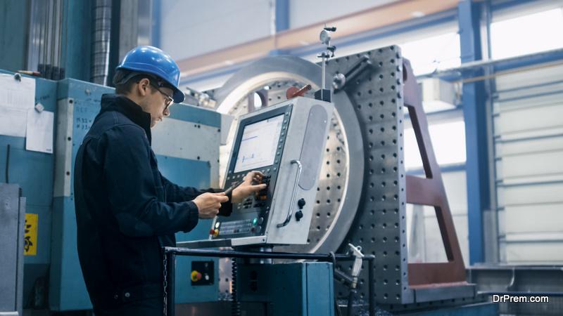 fabrication machinery