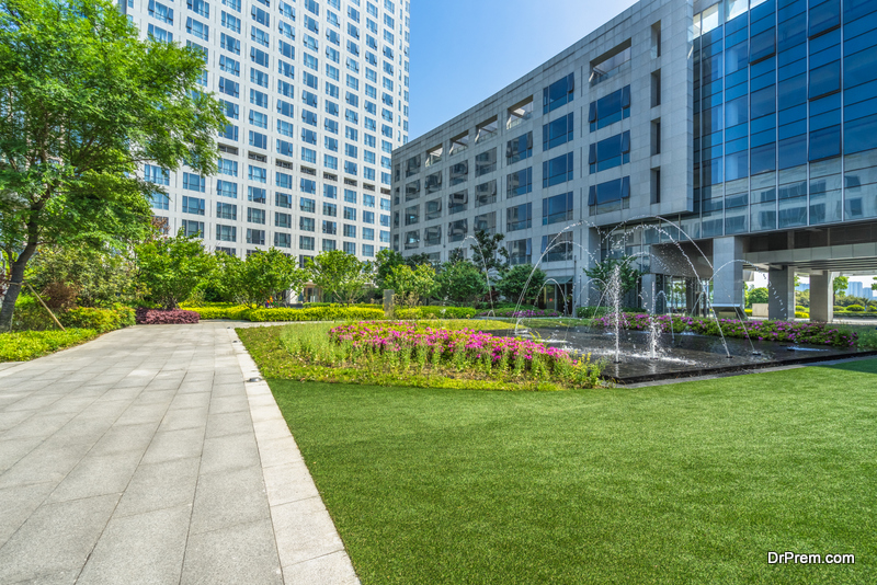 Choosing a Commercial Landscaping Solution