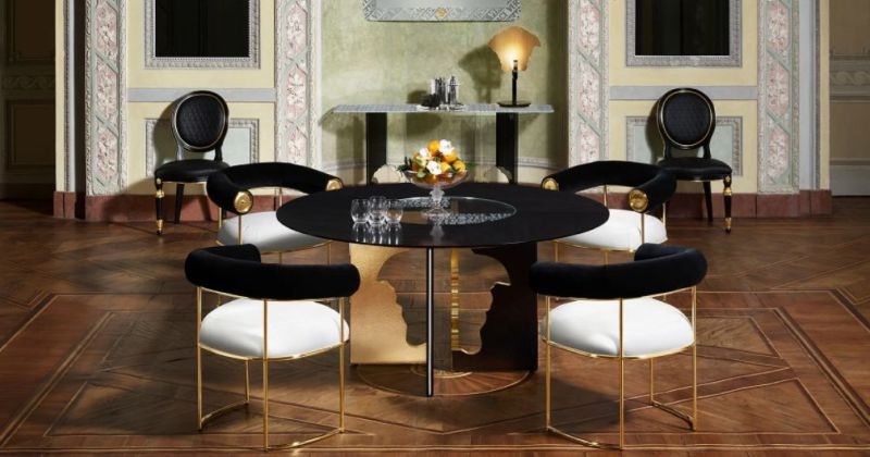 Discover Versace's Home Collection