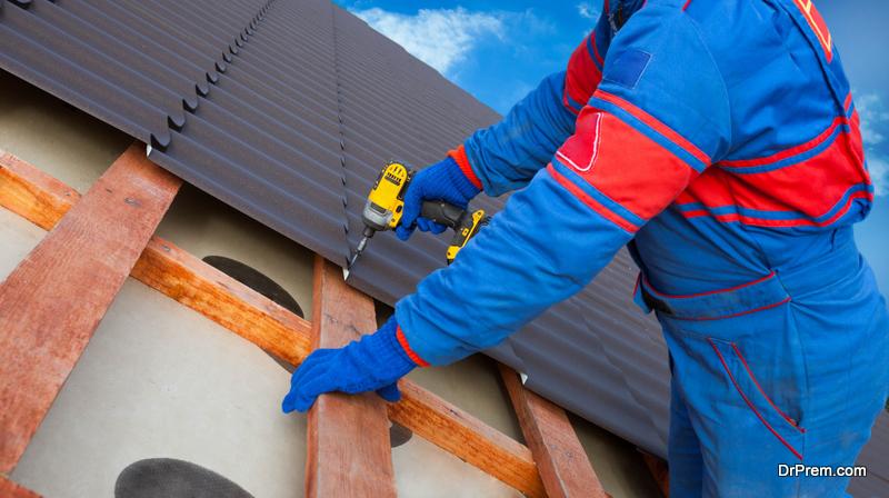 Residential Roof Repair or Installation