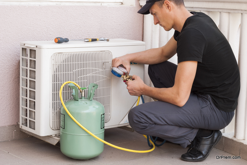 Air Conditioner repair and maintainance