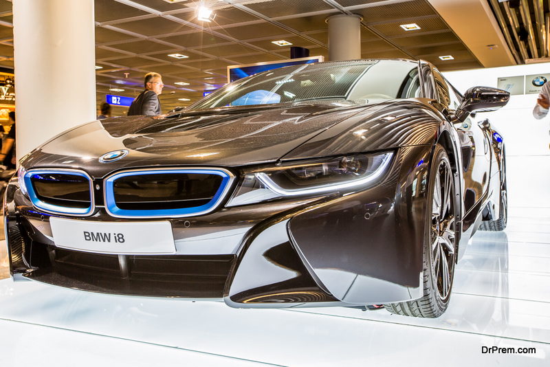 BMW Planning to Stop the Production of BMW i8