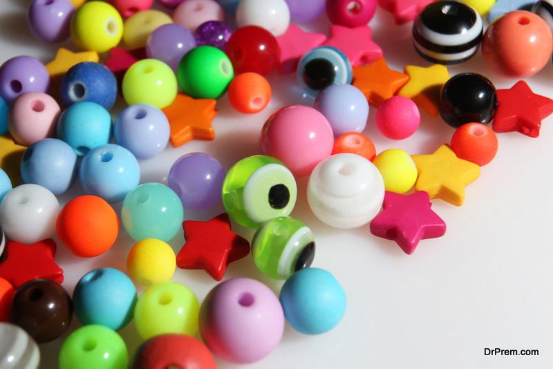 Fimo Dough Beads