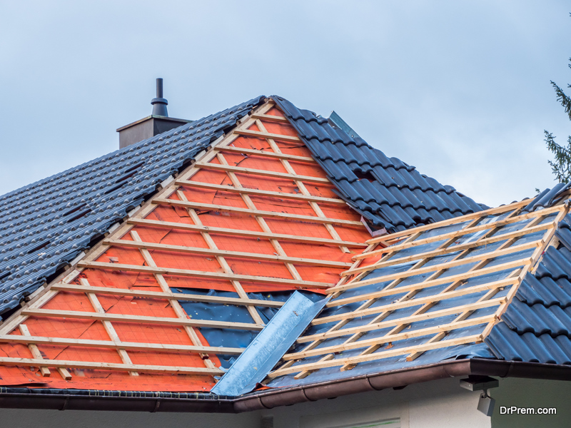 roofing activity