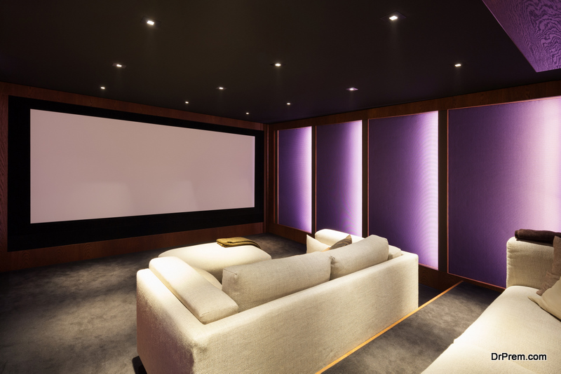 Know About the Home Theater Seating