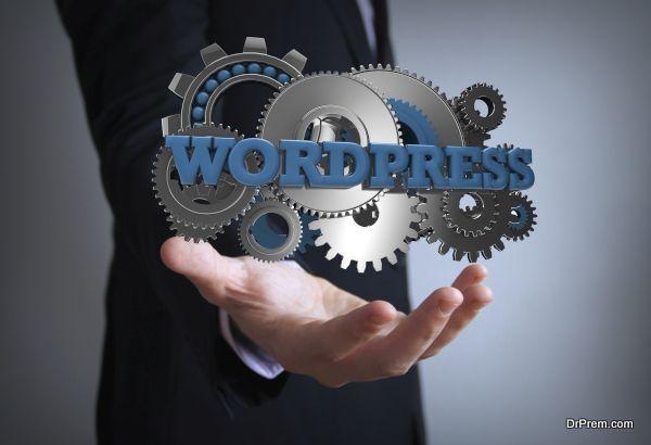 WordPress for your website