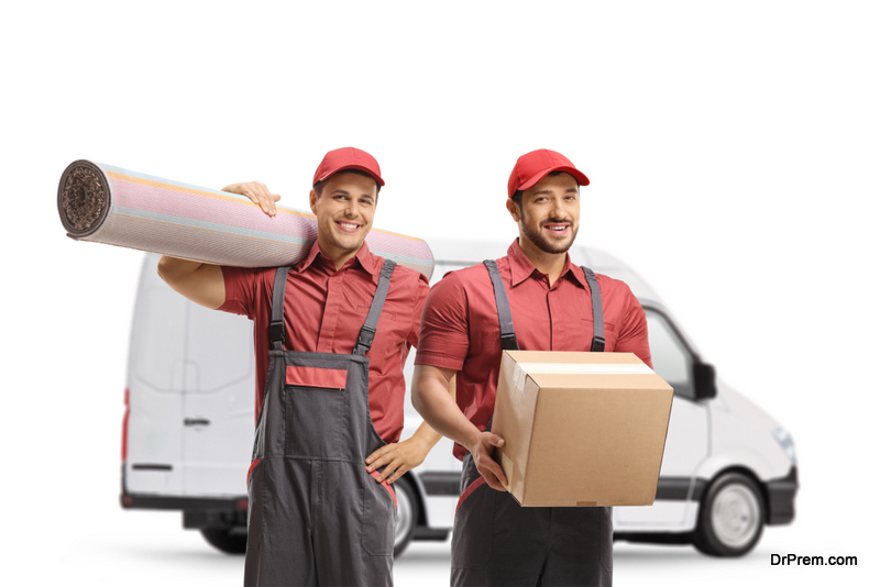 cross-country moving company