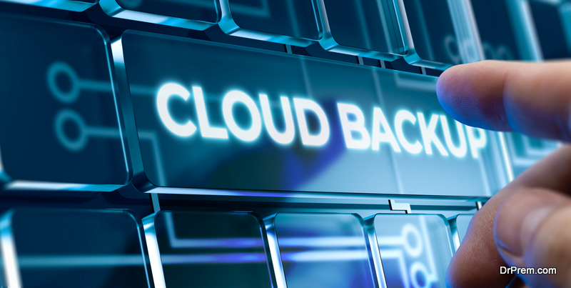 Business with NAS Cloud Backup