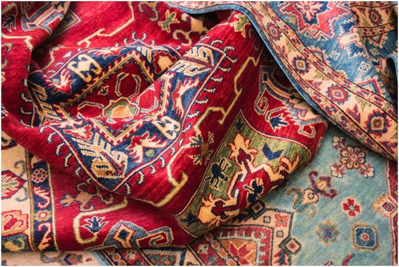 Buying Authentic Antique Rugs