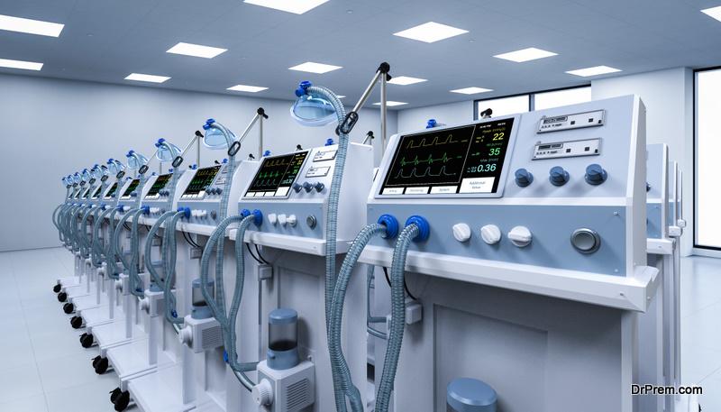 ventilator machines